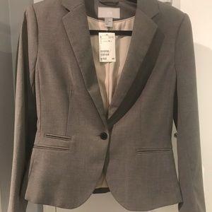H&M Women's Gray Blazer